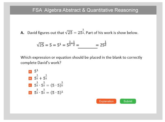 FSA Assessments Practice Test Online Tips TestPrepOnline – 3rd Grade Math Staar Test Practice Worksheets