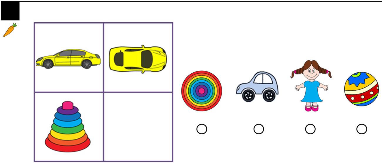 Free OLSAT Level B (1st Grade) Sample Test - TestPrep-Online