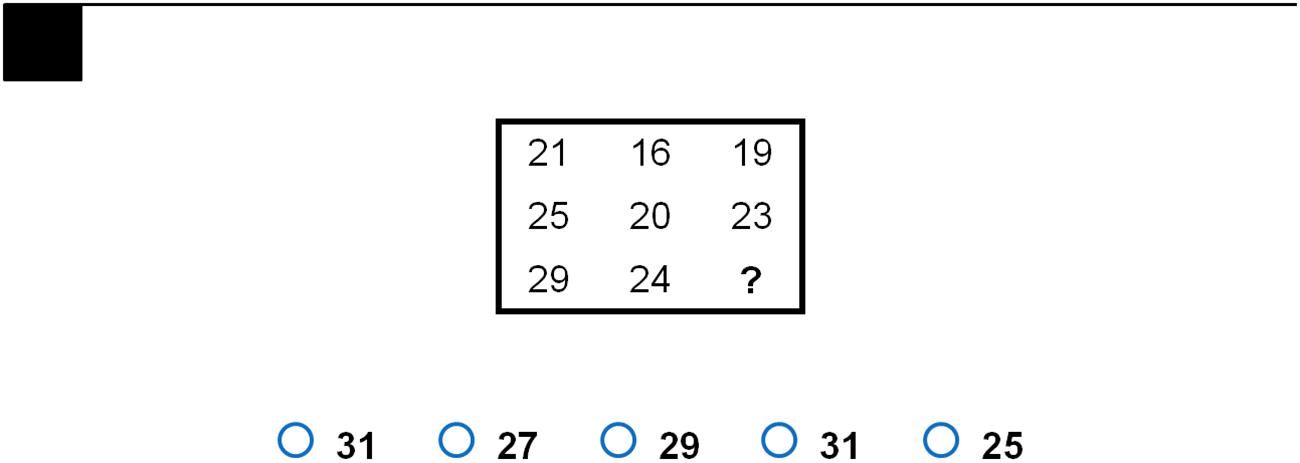 Free OLSAT 4th-5th Grade (Level E) Sample Test - TestPrep-Online