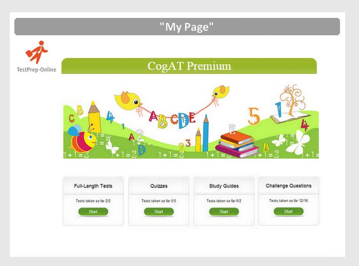Free CogAT Sample Test and Sample Questions - TestPrep-Online