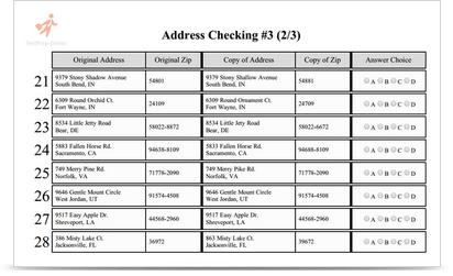 Postal exam 473 rafors.