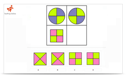 Test talented gifted for pdf and kindergarten practice