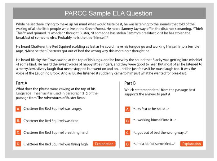 Free PARCC Practice PDF: Questions & Explanations - TestPrep-Online