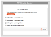 ATI TEAS English & Language Usage Sample Question