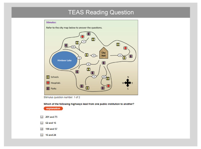Teas study pdf