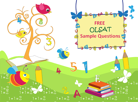 Free OLSAT Sample Questions