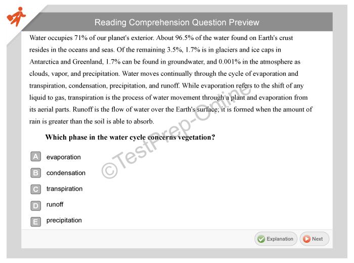 SSAT Upper Level - Practice Tests & Information - TestPrep ...