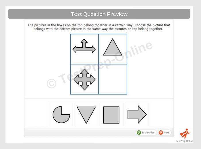 Cogat test 2nd grade sample questions testingmom. Com.