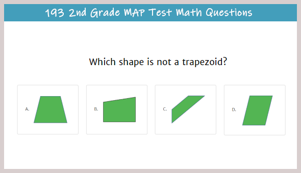Free MAP Test Practice for 2nd Grade - TestPrep-Online Math Quiz Printables Mental Maths Test Year Niuptq on