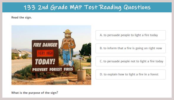 NWEA MAP Reading: Practice Tests, Scores & Tips - TestPrep-Online