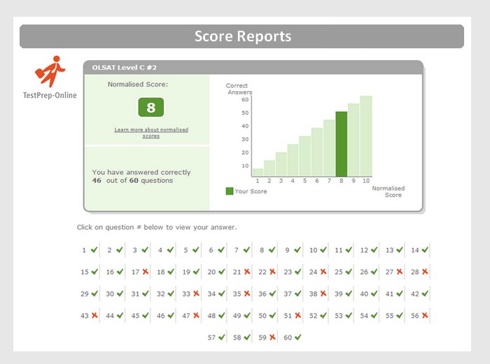Free OLSAT 6th-8th Grade (Level F) Sample Test - TestPrep-Online